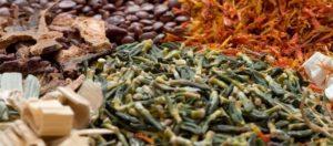 Heilpflanzen aus der Phytotherapie der chinesischen Medizin